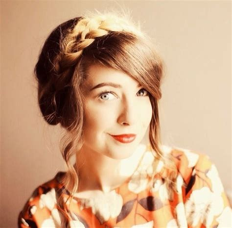 zoella hairstyles braids 100 ideas to try about zoella her hair cute glasses