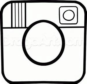 How To Draw The Logo How To Draw The Instagram Logo Step 4 Social Media Theme