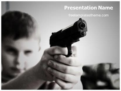 powerpoint themes gangster free child gangster powerpoint template