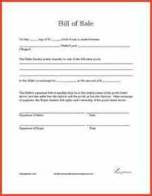 Bill Of Sale Template Ri by Bill Of Sale Template Ri Proposalsheet