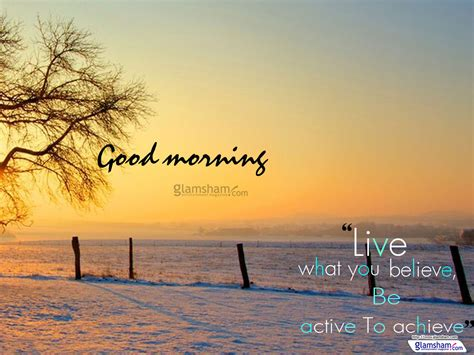 Morning Pictures And Quotes