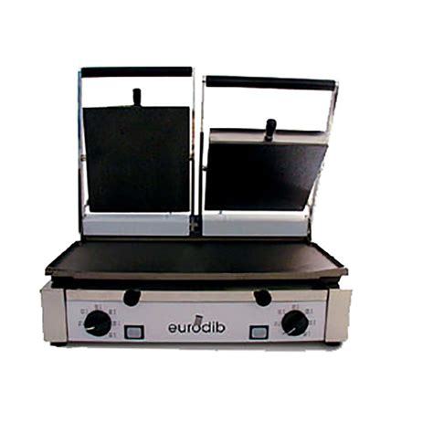 Grill Re by Eurodib Pdm3000 Panini Grill Left Side Bottom