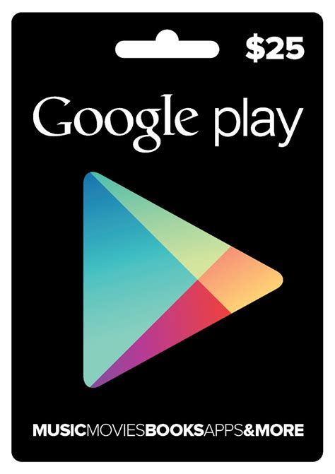 Gift Card Storage - option to redeem gift cards now showing up in google play store