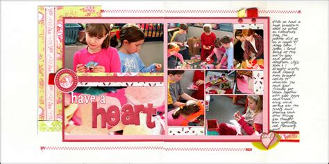 double layout scrapbook pages double up 1 2 page layout ideas