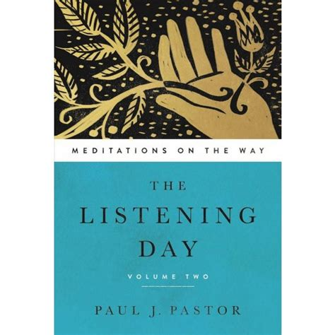 paul as pastor books listening day meditations on the way vol 2 paperback