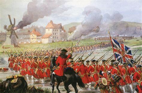 the battle for spain battle of blenheim