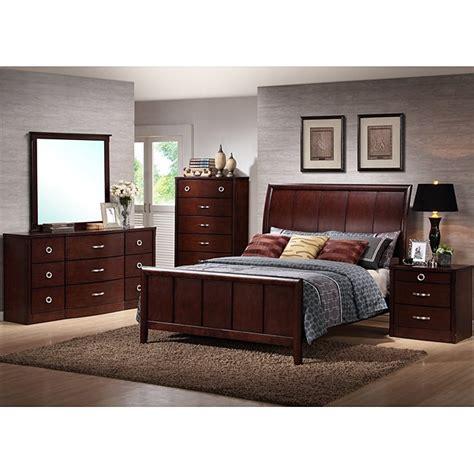 argonne queen size  piece modern bedroom set  shipping today overstockcom