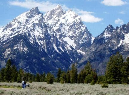 cathedral group turnout grand teton national park