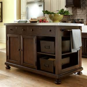 metal kitchen island crosley kitchen island with stainless steel top reviews