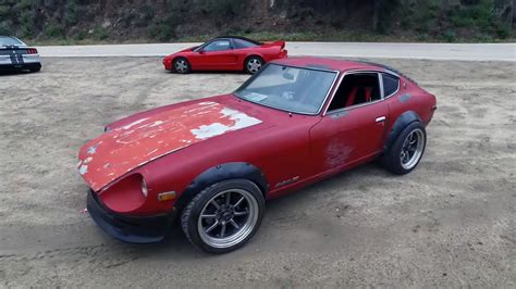nissan 260z engine datsun 260z with a 2jz gte engine swap depot