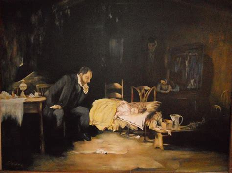The Country Doctor the country doctor painting by joseph