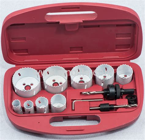 Saw Kit Set Hitam 13 Pcs 13pcs journeymans saw kit 3 4 quot 7 8 quot 1 1 8 quot 1 3 8 quot 1 1