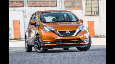 nissan note car review nissan versa note 2018 car review