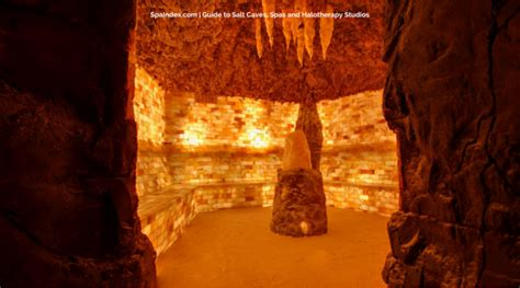 salt spas  caves halotherapy salt room directory