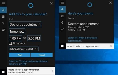Pdf Cortana What Are The Days Of The Week by The Ultimate Guide To Using Cortana Voice Commands In