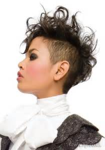 mohawk hair styles short mohawk hairstyles beautiful hairstyles
