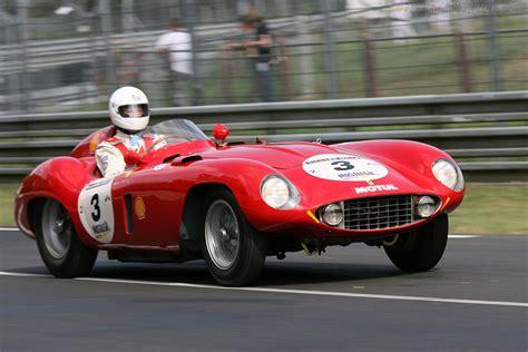 Ferrari 0546lm by 1955 Ferrari 121 Lm Scaglietti Spyder Images