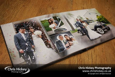 Wedding Album Text by Storybook Wedding Album Liverpool Marina Wedding Album