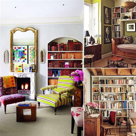 bookcase design ideas  elle decor popsugar home