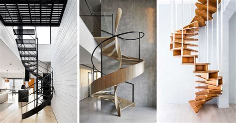 contemporist contemporary modern architecture furniture 16 modern spiral staircases found in homes around the