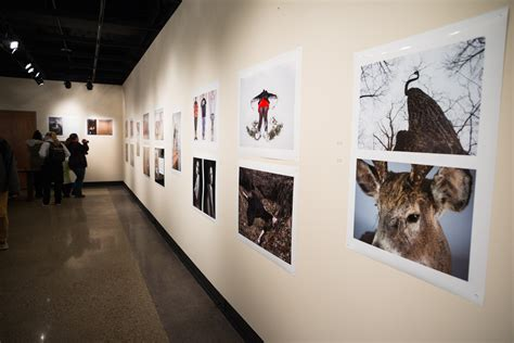 students inspire peers  photo exhibit