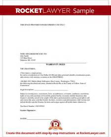 warranty deed template free warranty deed form general warranty deed template
