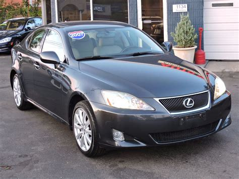 used lexus 2007 used 2007 lexus is 250 at auto house usa saugus