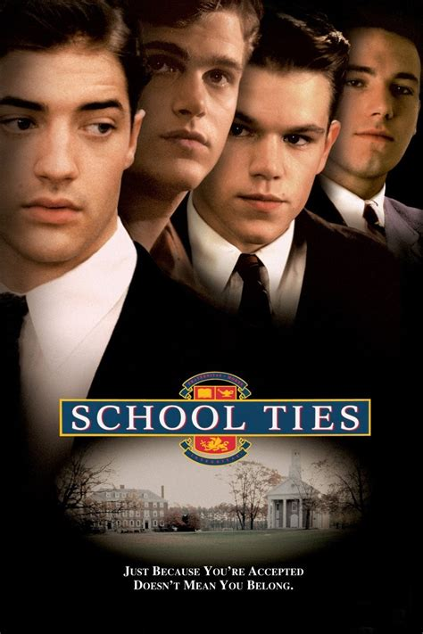 School Ties 1992 Rotten Tomatoes | school ties 1992 rotten tomatoes