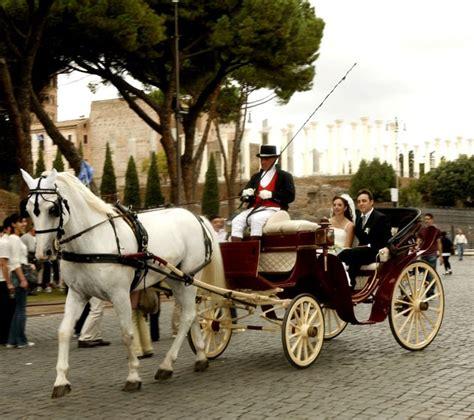 cavalli con carrozza carrozza con cavalli fiani autonoleggio l auto tuo