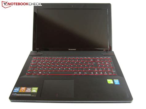 Laptop Lenovo Y510p review lenovo ideapad y510p notebook notebookcheck net