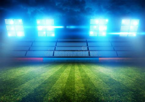 football stadium lights prices football stadium lights stock image image of special