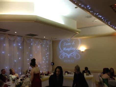 Wedding decorations Birmingham, venue dressing for