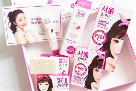 Korea White seoul white korea gives you k bright skin in just