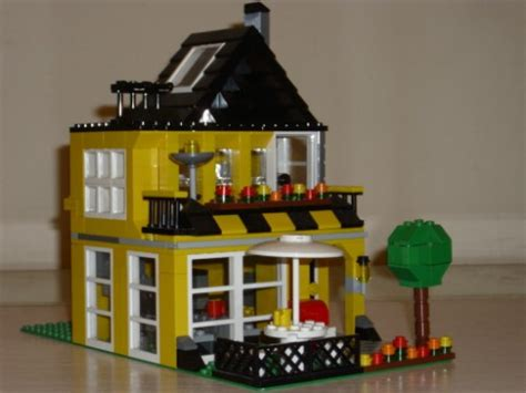 Moc 4996 House Lego Town Eurobricks Forums Lego House 4996