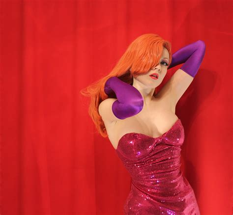 jessica rabbit real life real life jessica rabbit by pinkmurka