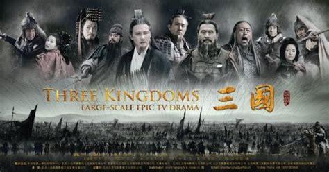 film seri three kingdom three kingdom tv series
