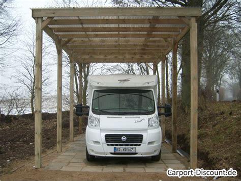 carport wohnmobil preis carport f 252 r wohnmobil lkw im konfigurator mit preis