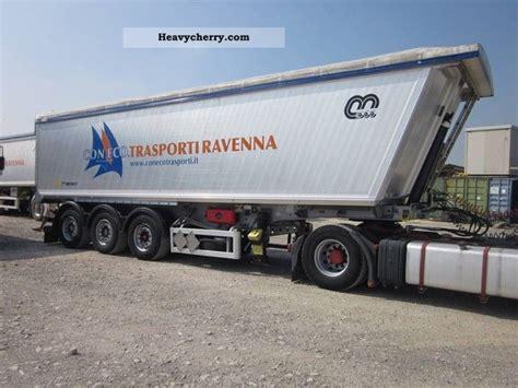 vasche menci usate menci cassa in alluminio 2008 tipper semi trailer photo