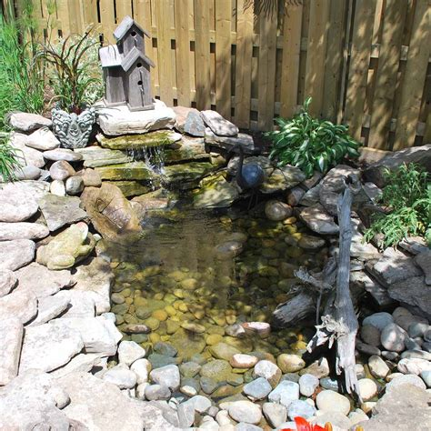 build a backyard waterfall and stream build a backyard waterfall and stream family handyman