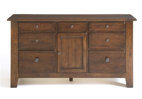 Dresser Doors by Broyhill Attic Heirlooms Rustic Oak Door Dresser 4399 32