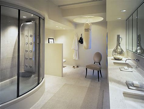 White Bathroom Interior Design Luxury Interior Design Interior Design Bathroom