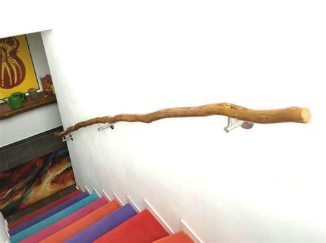 Handlauf Innen Holz by Treppengel 228 Nder Handlauf Holz Streichen Bvrao