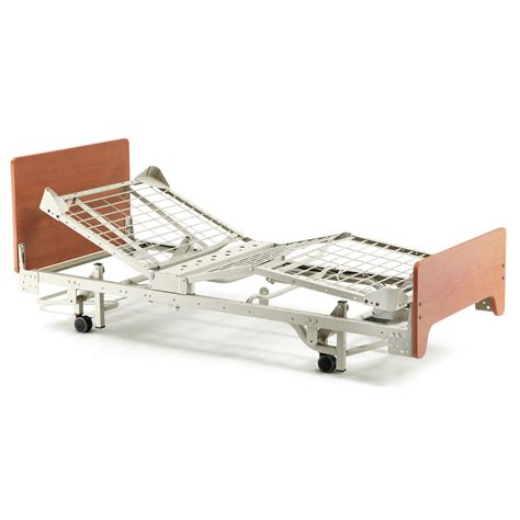 Mattresses For Hospital Beds by Invacare Dlx Hospital Bed With Extendable Adjustable