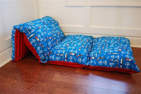 kids pillow beds dr seuss pillow beds things i have made pinterest