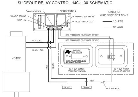 power gear slide out controller 140 1130 pdxrvwholesale