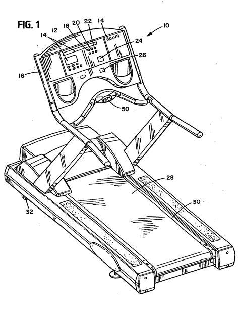 treadmill diagram patent ep1086722b1 treadmill motor patents