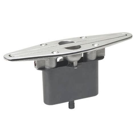 gem boat cleats accon marine 12 quot pull up cleat 260 0261