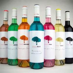 blue colored wine wineries are now wine in all colors of the