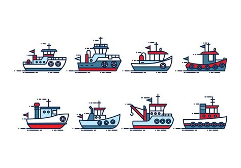 tugboat icon tugboat vector download free vector art stock graphics