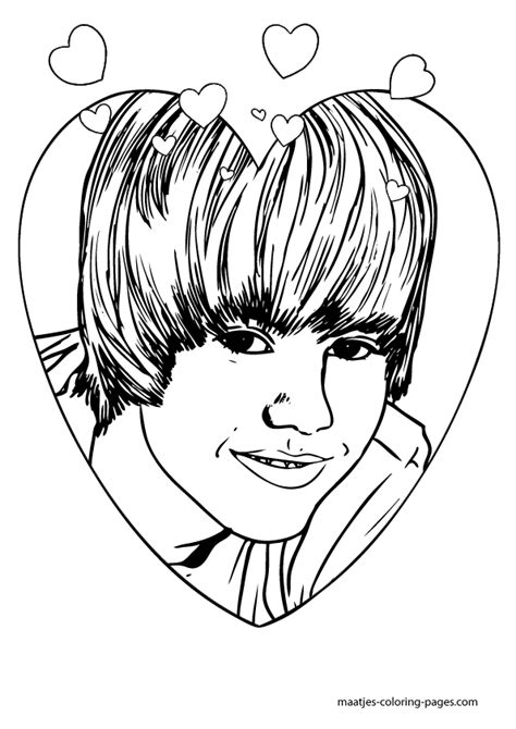justin bieber coloring pages that you can print justin bieber coloring pages